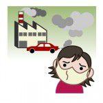 PM2.5予報をリアルタイムで知ろう!日本全国の発生状況が見れる!