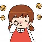 花粉症でコンタクトした目が痛い原因は?痛み対策と予防は?