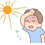 夏バテの症状がでる時期や原因とは?むかつきやだるい症状もあるの!?