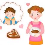 超簡単!バレンタインの手作りチョコレシピ!本命や友達に!