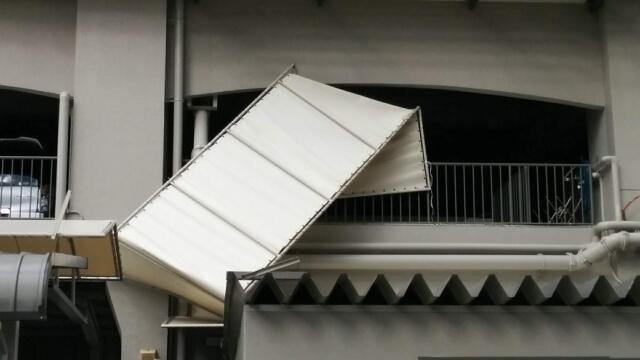 台風対策の準備