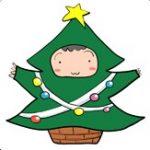 クリスマスイラストが無料!かわいい系や白黒素材も商用可能でフリー!